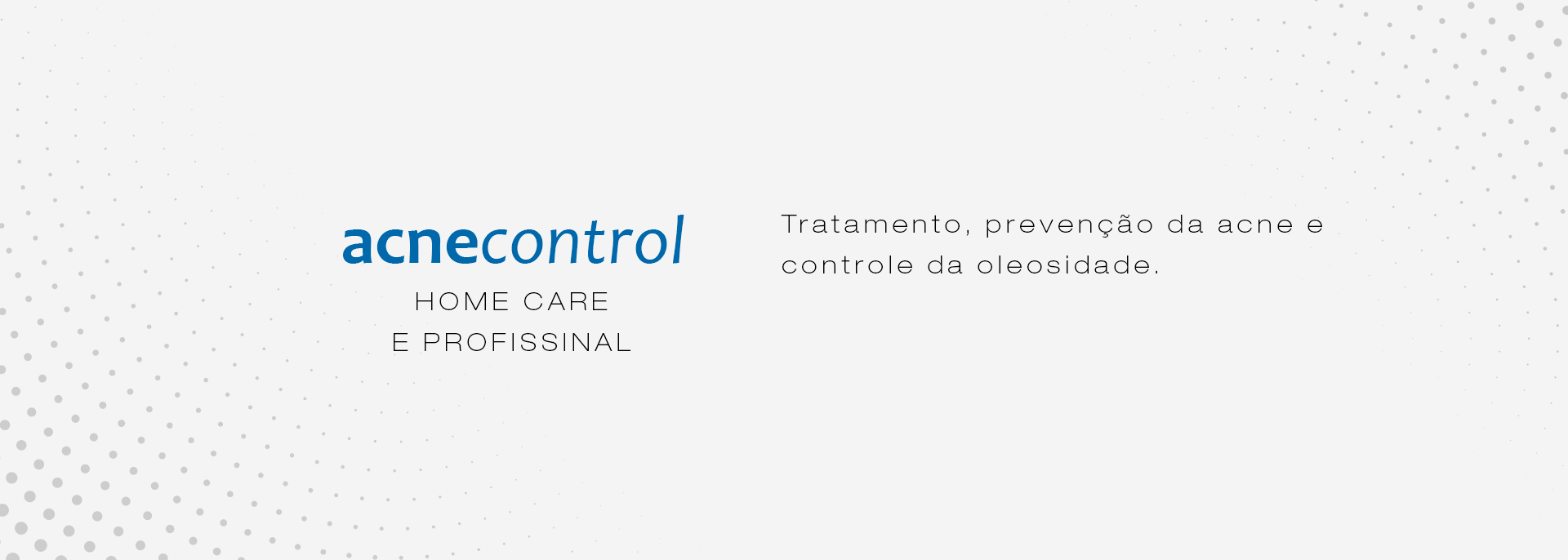 Categoria linha Acne Control