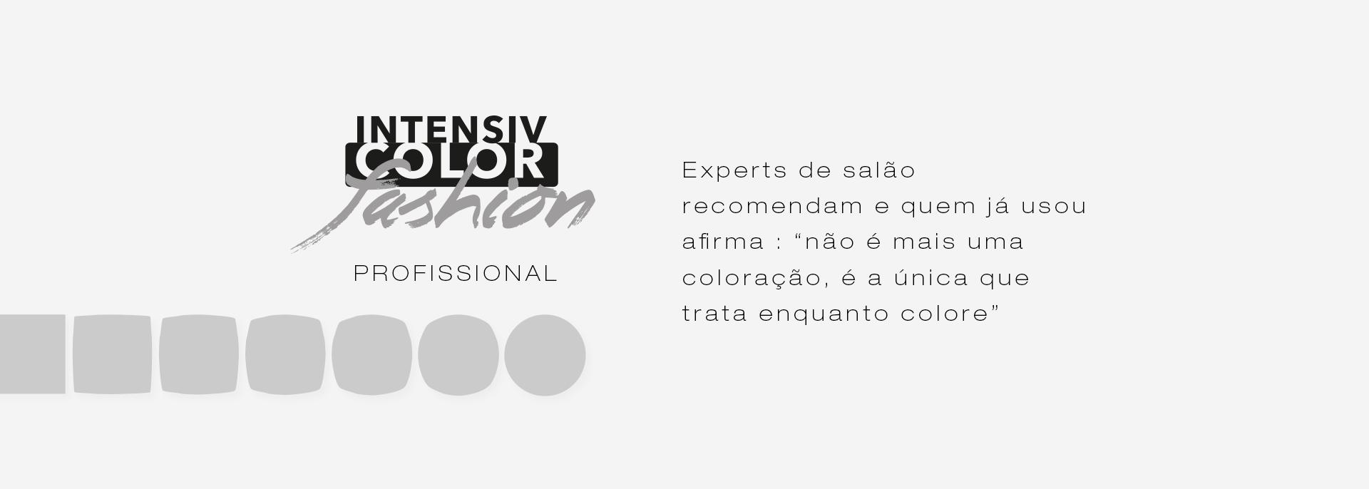 Categoria linha Intensiv Color Fashion